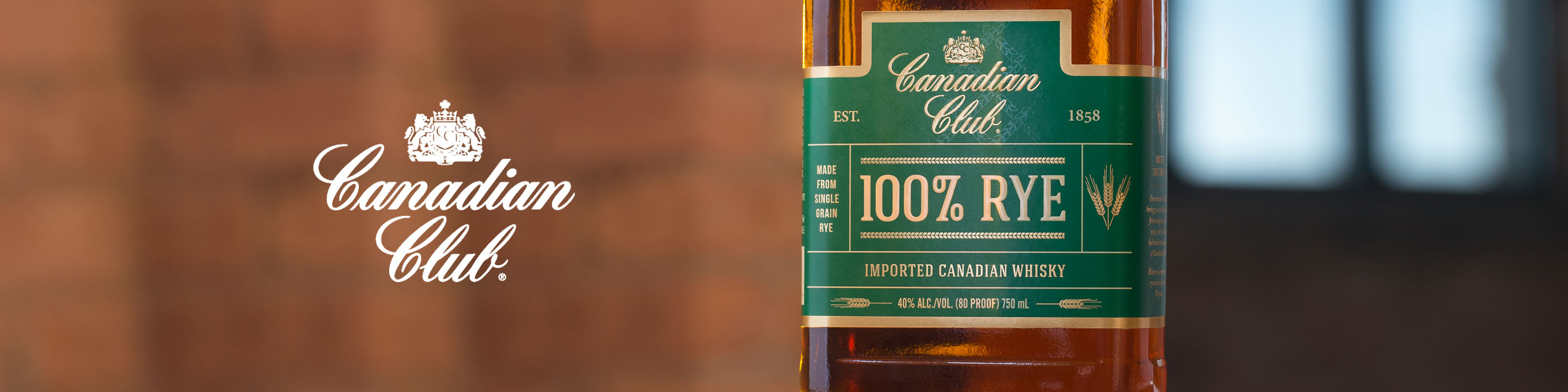 For more than 150 years, Canadian Club has been known worldwide as smooth, versatile and easy to enjoy. Buy Canadian Club online now from nearby liquor stores via Minibar Delivery.