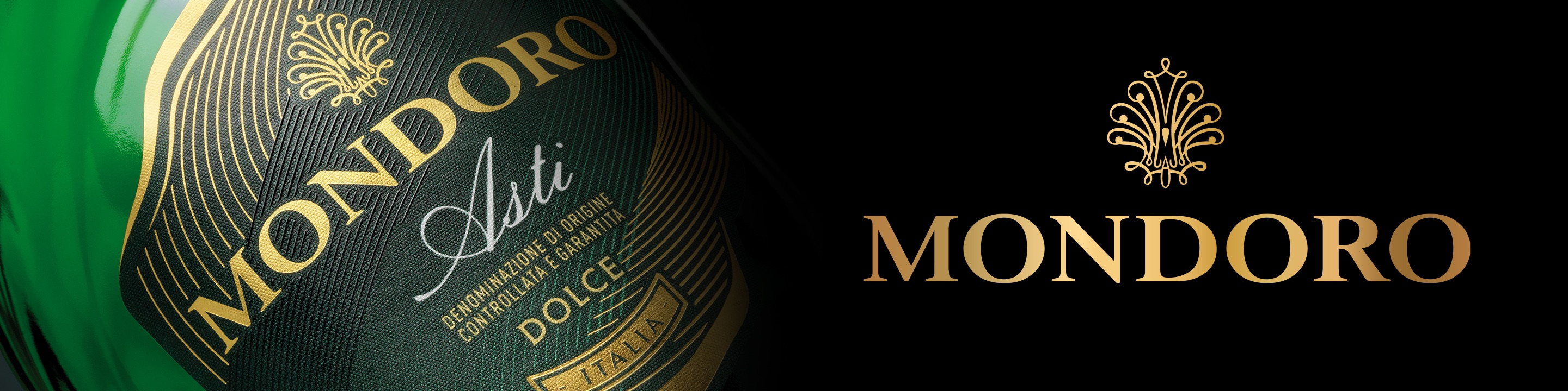 Mondoro is an Italian superior quality sparkling wine range. Its elegant taste and prestigious, sensual bottle design are a symbol of taste and style. Through the years, Mondoro has won more gold medals for taste and quality than any other Asti. Its 11 golds, 11 silvers and 12 bronzes make it the most highly acclaimed of all Italian sparkling wines – and reinforce its position as the world's finest Asti. Buy Mondoro online now from nearby liquor stores via Minibar Delivery.