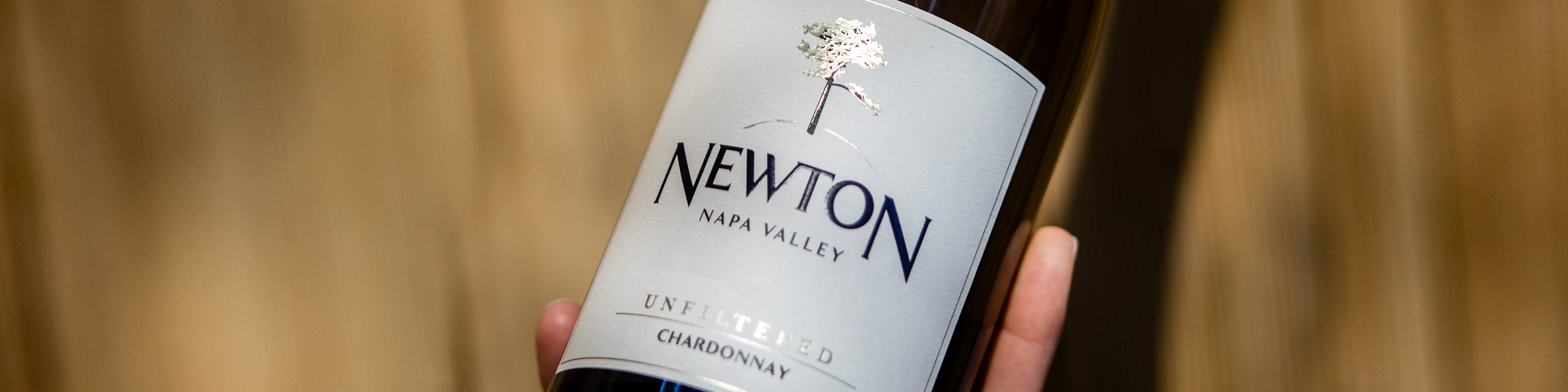 Newton is part of the prestige tier in the Estates & Wines portfolio. Made  up of Unfiltered, Puzzle and Single Vineyard. A California wine that produces Chardonnay as well as Cabernet Sauvignon  from prestigious appellations such as Spring Mountain, Yountville and Mt. Veeder.