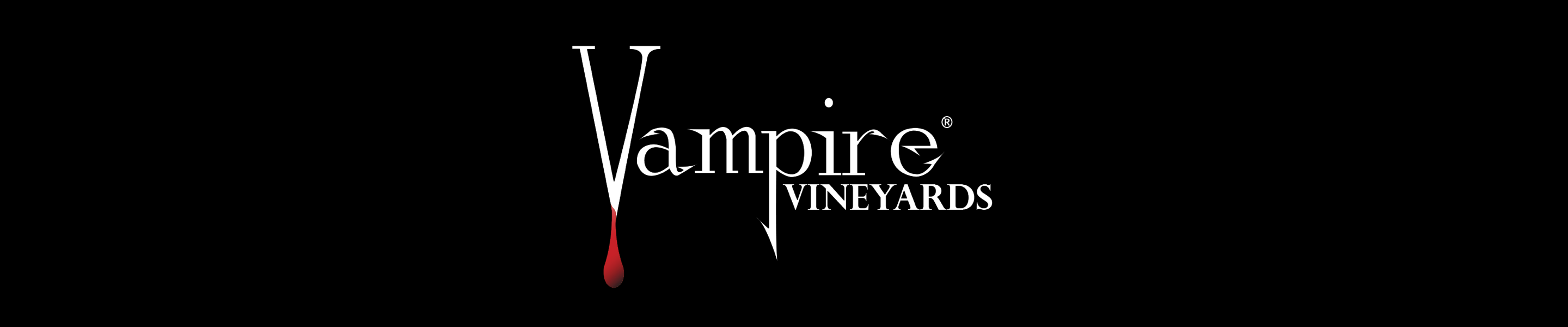 Vampire Vineyards has been crafting high quality wines since 1988.  Our award-winning flagship brand, Vampire Vineyards, is produced in Napa from premium California fruit.  We source our fruit from distinguished vineyards in the most regarded appellations of California.  Our variety of vineyard locations brings together a diverse palette of fruit that allows us to produce rich wines true to varietal character in a modern California style.