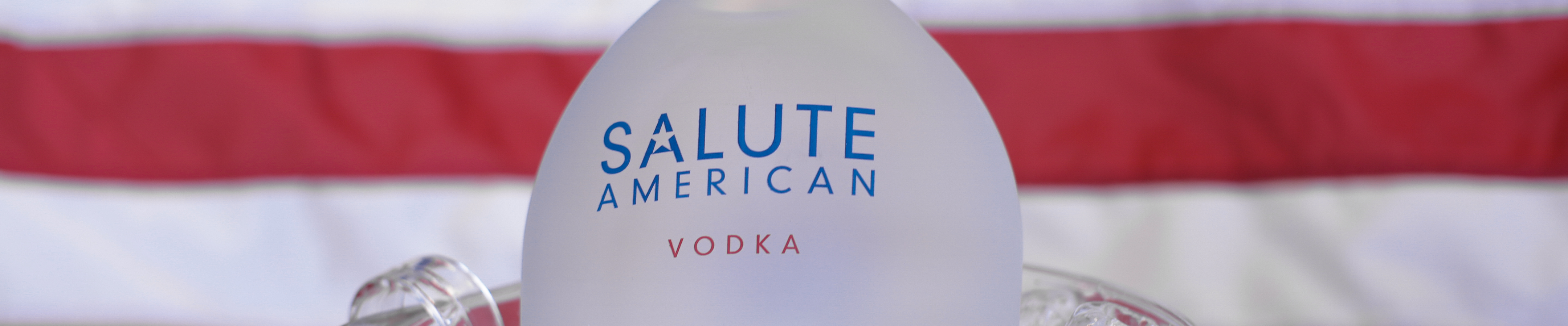 The high-quality, 80-proof, award-winning craft vodka is USA Certified™; it is 100 percent American-made from the ingredients to the bottle. Made and sold with American heroes in mind, Salute American Vodka's mission to support veterans and other heroes as they work to further their careers, start small businesses, and achieve the American dream, has been the guiding principle of the company since it was founded in 2012.