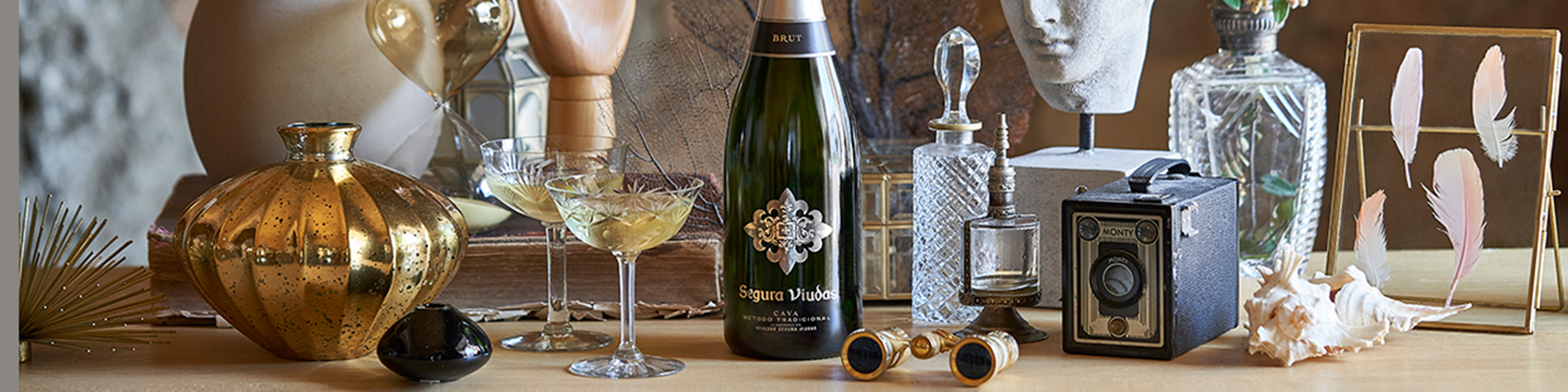 In 1959, Segura Viudas began producing Cava, Spanish sparkling wine, with indigenous grapes and using the time-honored traditional method.  Over the years, we have strived to combine our heritage and passion for winemaking with our commitment to the sustainability and biodiversity of our lands to craft the highest quality artisan Cavas that are enjoyed across the globe. #RespectTheRoots