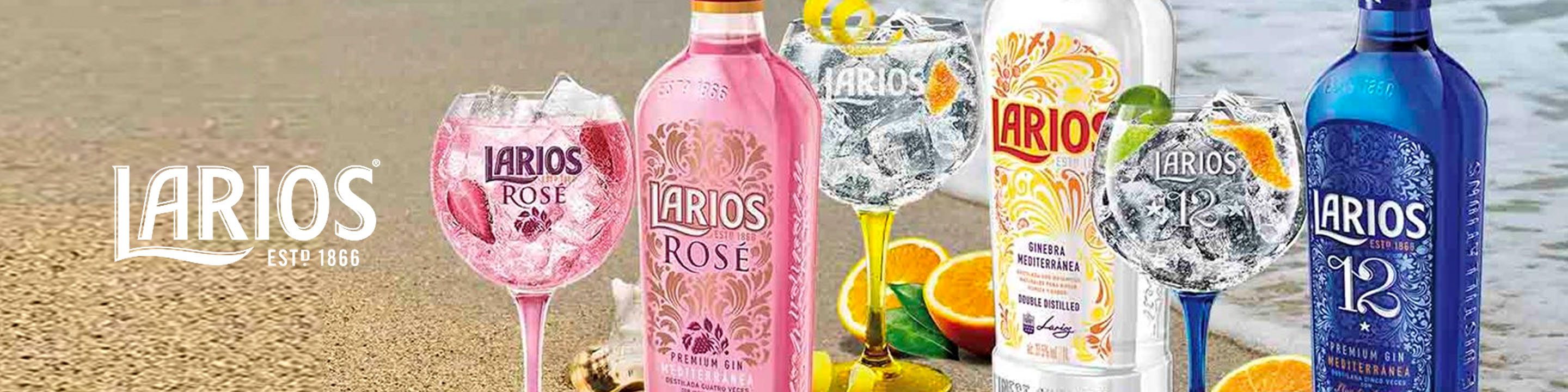 Larios undergoes double distillation and is characterized by clarity, freshness of aroma and delicate citrus flavor.  Buy Larios online now from nearby liquor stores via Minibar Delivery.