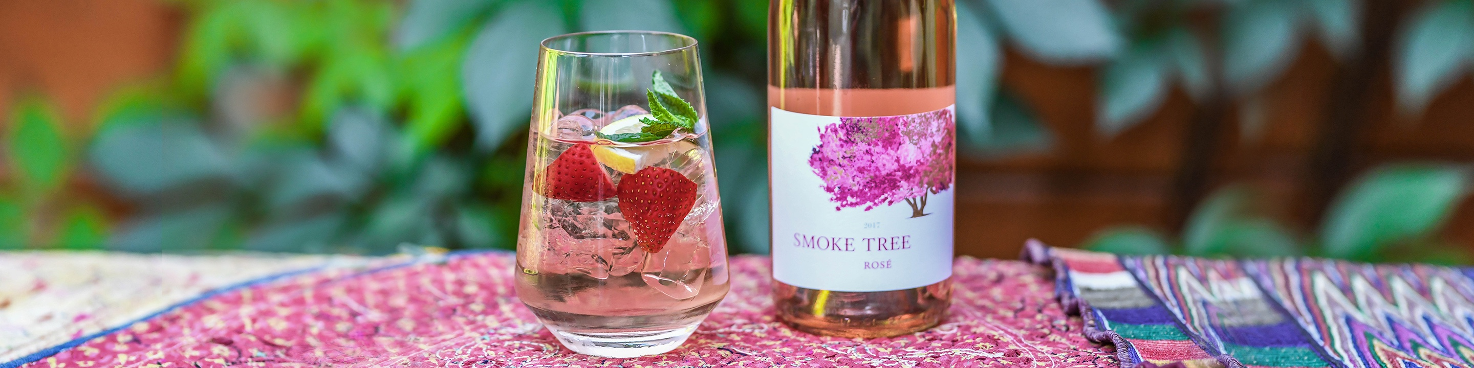 Smoke Tree was named after the American Smoke Tree, whose stunning  beauty requires little to no manipulation. Winemaker, Anne Dempsey builds upon the Smoke Tree tradition of  minimalist, natural winemaking to honor the delicacy and purity of the fruit.