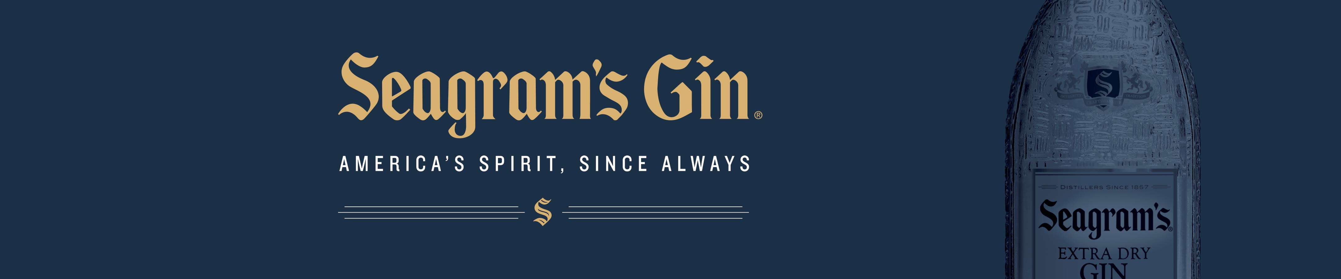 Buy Seagram's Gin online now from your nearby liquor store via Minibar Delivery.