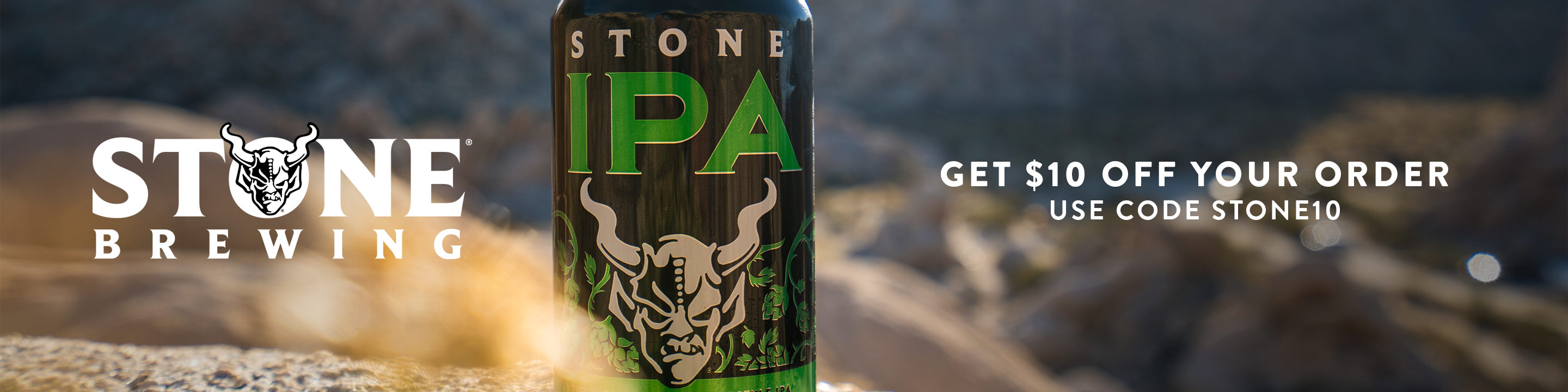 Founded by Greg Koch and Steve Wagner, Stone Brewing has come a long way since opening in San Diego County in 1996. Now the ninth-largest craft brewer in the U.S., we operate brewing facilities on both coasts – Escondido, California and Richmond, Virginia. It's no secret that our IPAs are second to none. We pioneered the West Coast IPA, released the first year-round bottled double IPA on the planet, and continue to innovate our lineup with creative ingredients.