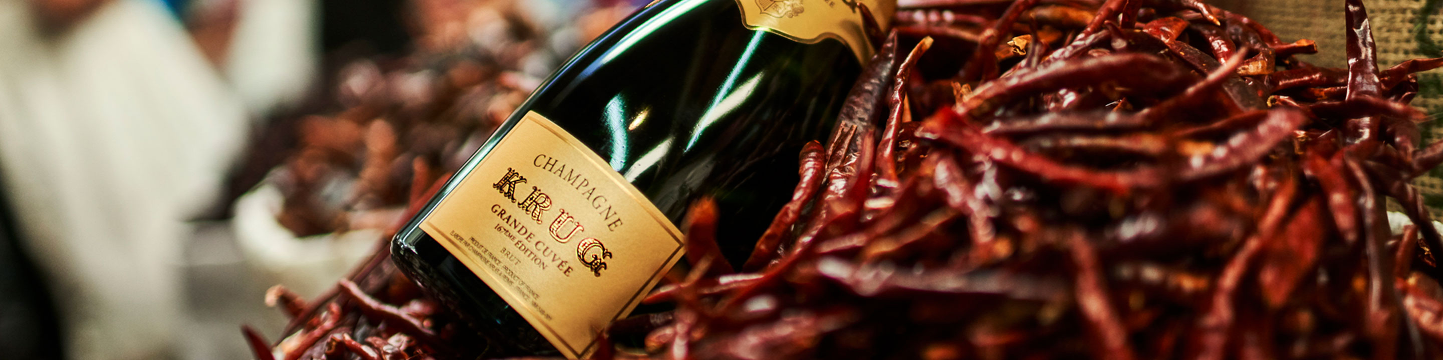 From its very inception, Krug would be first in creating only prestige Champagnes every year, a still unique and defining trait of Krug to this day.