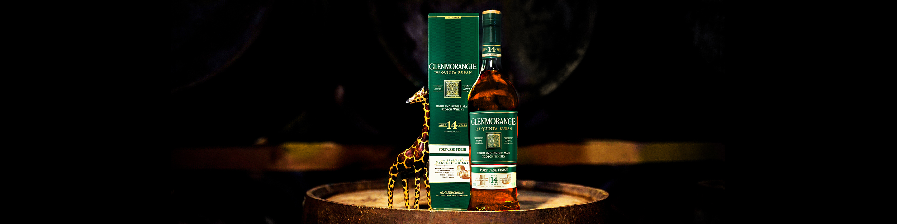 Glenmorangie Single Malt Scotch Whisky originates in the Scottish Highlands where it is distilled in the tallest malt whisky stills in Scotland, expertly matured in the finest oak casks, only used twice. Glenmorangie distillery, founded in 1843 is renowned as a pioneer in whisky making, uniting tradition with innovation. Buy Glenmorangie online now from your nearby liquor store via Minibar Delivery.