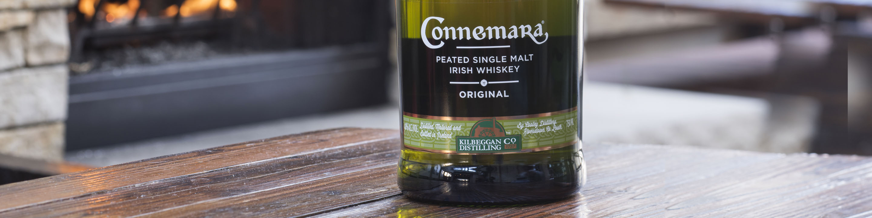 Inspired by Ireland's ancient distilling traditions, Connemara's® smooth sweet malt taste and complex peat flavours makes it a truly unique Irish whiskey. Connemara® allows you to unearth the Peated Pleasures of Ireland. 