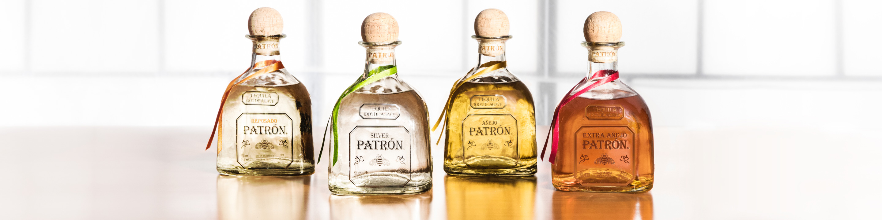 The world's first ultra-premium tequila, PATRÓN tequila is made using a handcrafted, time-honored distillation process and only the best 100% Weber Blue Agave. This results in the perfect balance of fresh agave flavor with baked agave undertones. To top it off, PATRÓN is made with 0% additives and never uses Glycerin, Caramel coloring, Oak Extract or Jarabe, a sugar-based syrup, in our tequila. We have achieved a smooth, delicious taste profile and complex flavor without the use of additives from the very beginning and believe our community deserves to know what they are enjoying in every glass of PATRÓN tequila. Buy Patron online now from nearby liquor stores via Minibar Delivery.