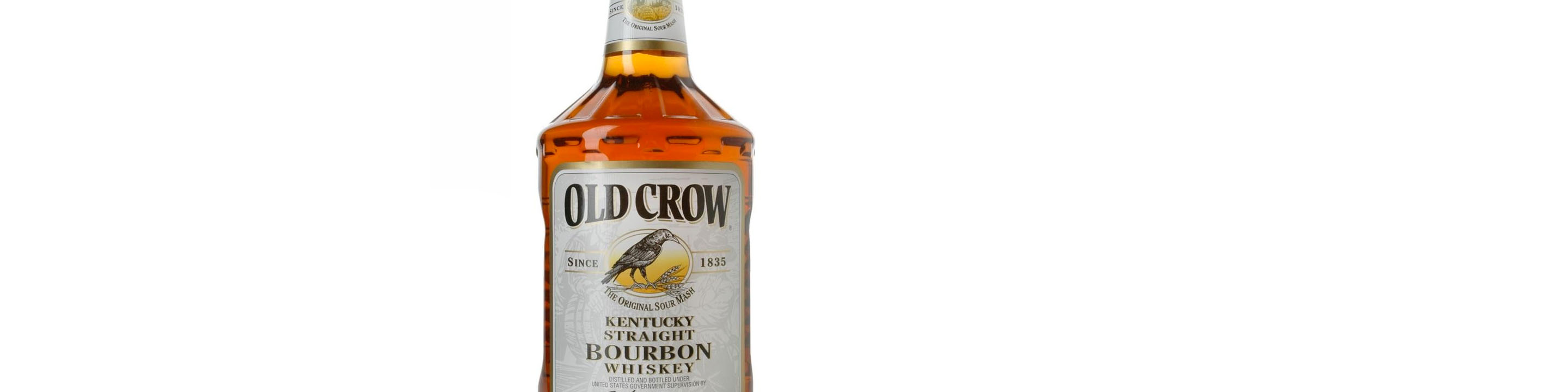 Old Crow® Bourbon is named for the inventor of the sour mash process, Dr. James C. Crow. In fact, in 1835 Old Crow® bourbon was the first bourbon to begin using this process that today, has become a standard in the bourbon industry. Old Crow® is the original sour mash bourbon.  Buy Old Crow online now from nearby liquor stores via Minibar Delivery.