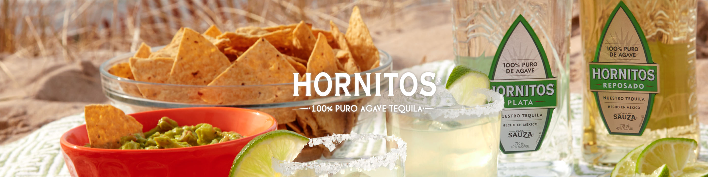 "Hailing from Tequila, Jalisco in Mexico, Hornitos Tequila (named after the ""little ovens"" used to roast agave) was introduced to the world in 1950 by founder Don Francisco Javier Sauza in honor of Mexican Independence Day.