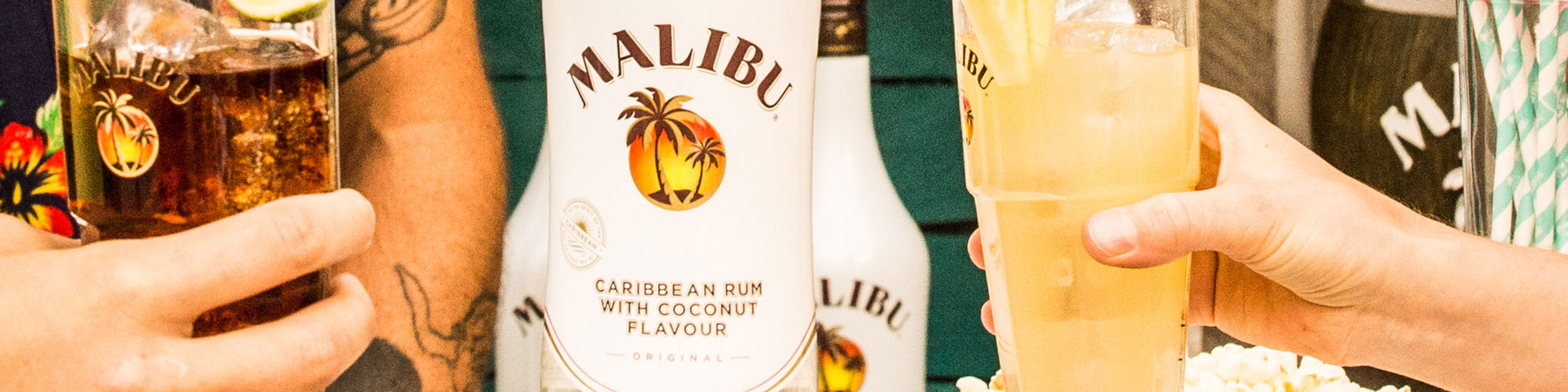 Nothing beats an original. But Malibu isn't just an original, it's sunshine in a bottle with a smooth fresh flavor. That's why it's the world's best-selling coconut flavored Caribbean rum. Buy Malibu online now from your nearby liquor store via Minibar Delivery.