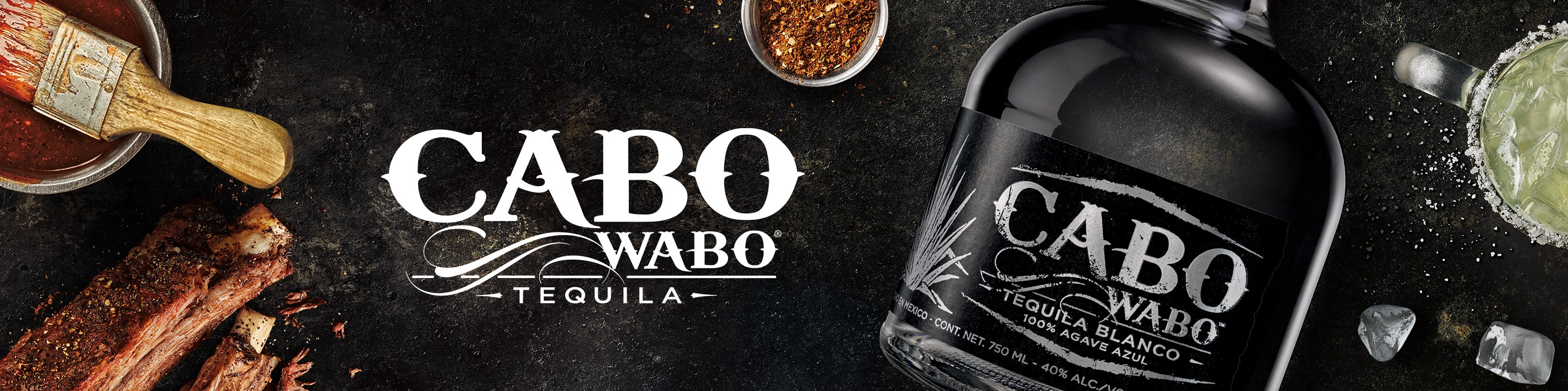 """The award winning Cabo Wabo Tequila shines with smooth, authentic flavour and unique personality; it is created with respect of the long-standing tequila traditions that made it the drink of choice of the wise and venerated mystics of Mexico. No shortcuts are taken in making Cabo Wabo, unlike other brands which legally mix up to 49% of fillers and still call their product """"tequila"""". Buy Cabo Wabo online now from nearby liquor stores via Minibar Delivery."""