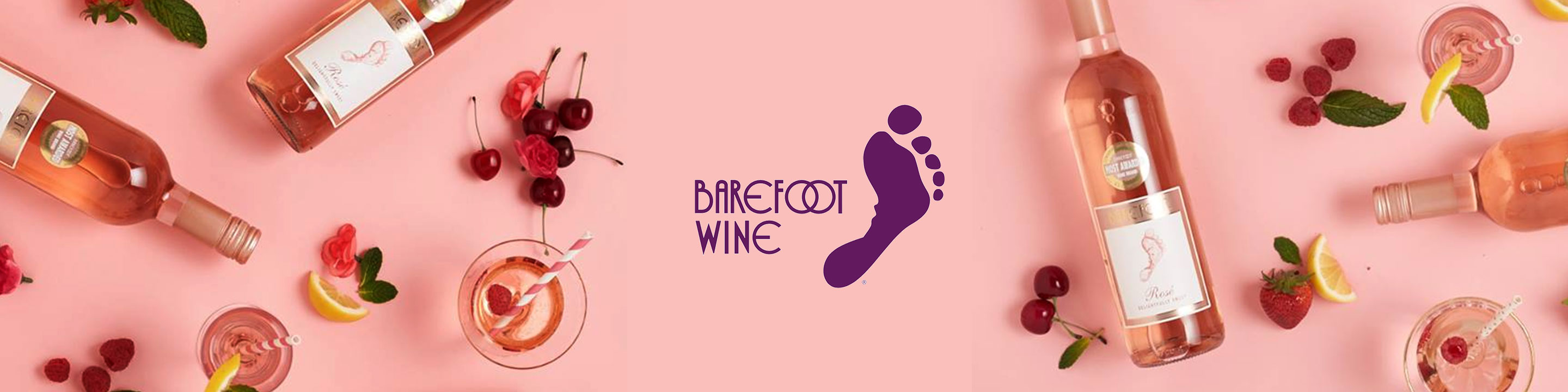 Barefoot believes in bringing people together – with wine. That's why their mission is to introduce new friends to wines that are fun, flavorful, and approachable. As the most awarded wine brand in the world, Barefoot wines are constantly making new friends around the globe because life's more fun when we're together!