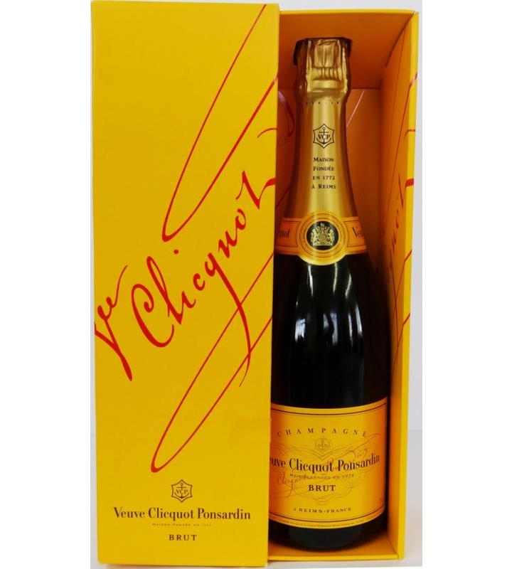 Veuve Clicquot Gift Box - Minibar Delivery
