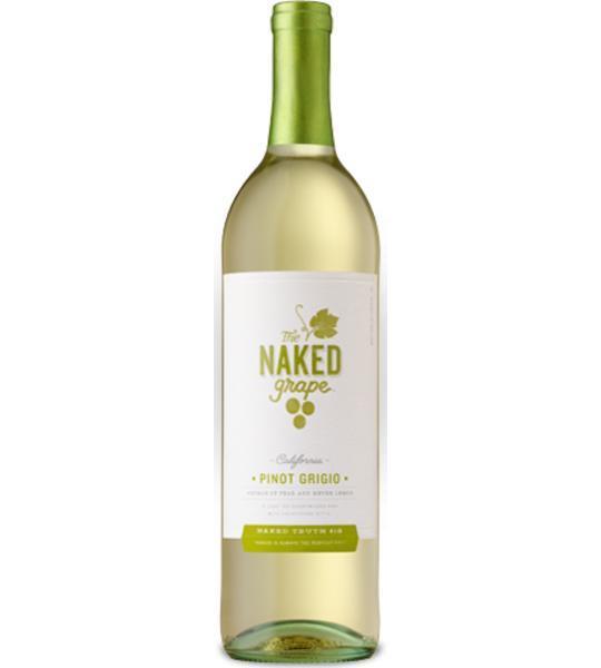 The Naked Grape Pinot Grigio - MoreWines