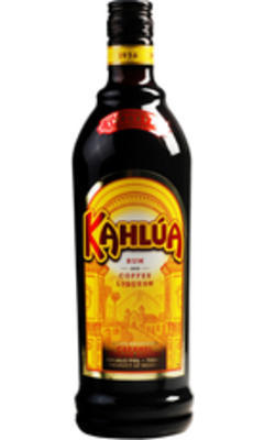 Kahlua Rum and Coffee Liqueur