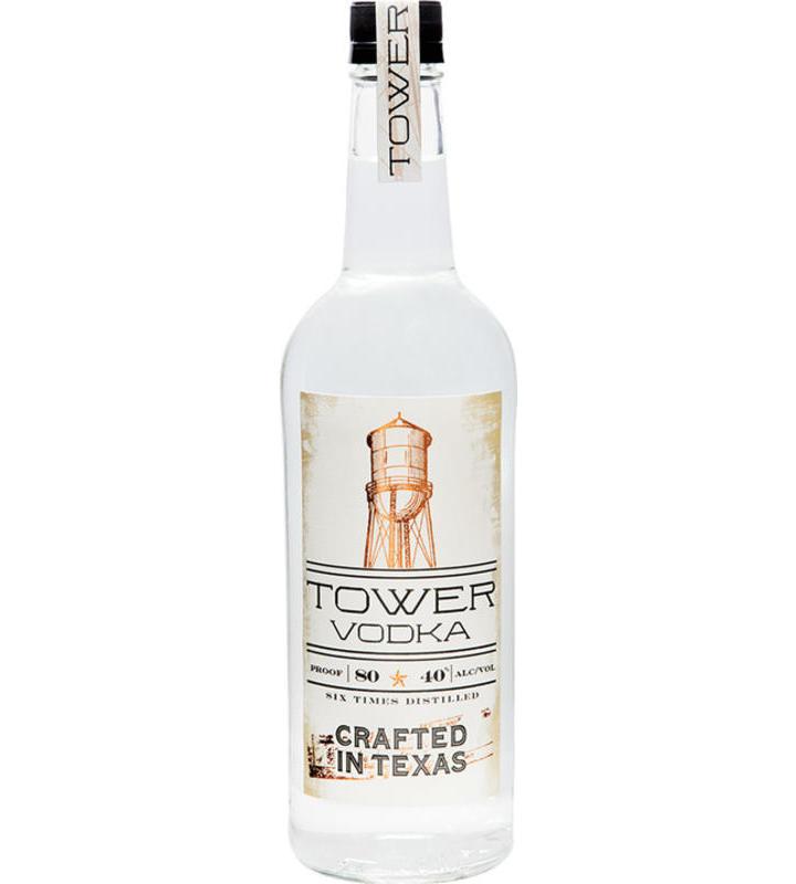 Tower Vodka - Order Online - Minibar Delivery