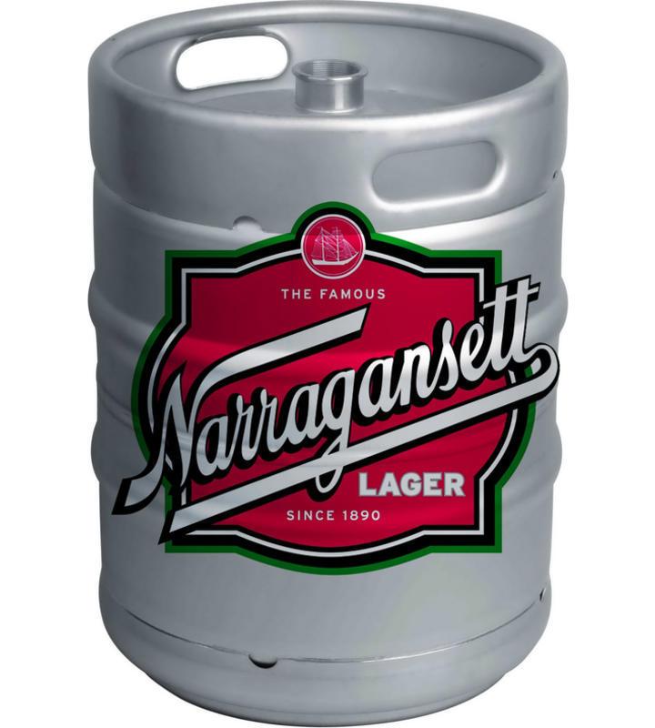 f17caa15e0a0 Narragansett Lager Keg Order Online - Minibar Delivery
