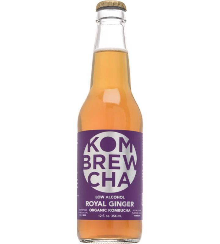 Kombrewcha Royal Ginger