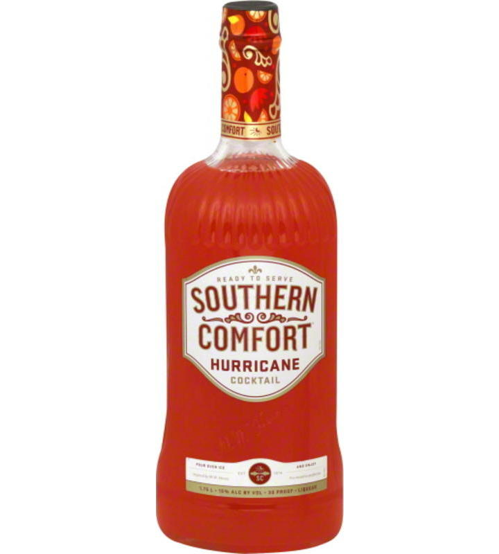 Southern Comfort Hurricane Cocktail Minibar Delivery
