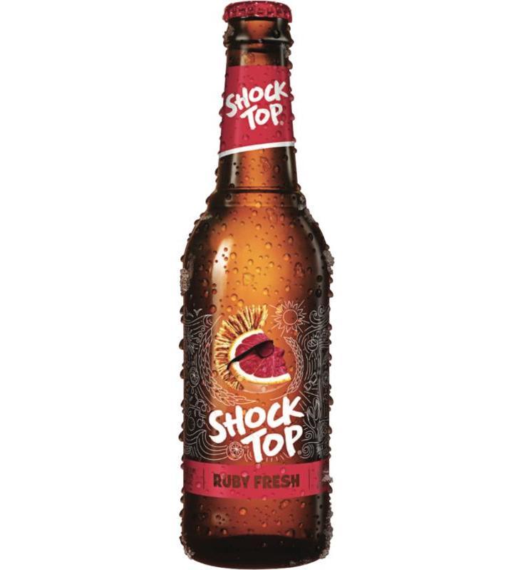 Shock Top Raspberry Wheat