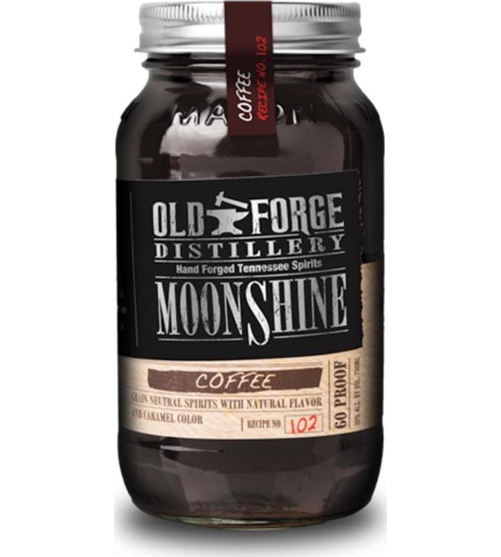 Old Forge Coffee Moonshine Minibar Delivery