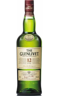 The Glenlivet 12 Year Single Malt Scotch