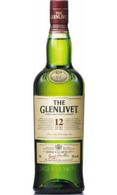 The Glenlivet 12 Year Single Malt Scotch