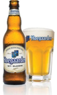 Hoegaarden + Glass
