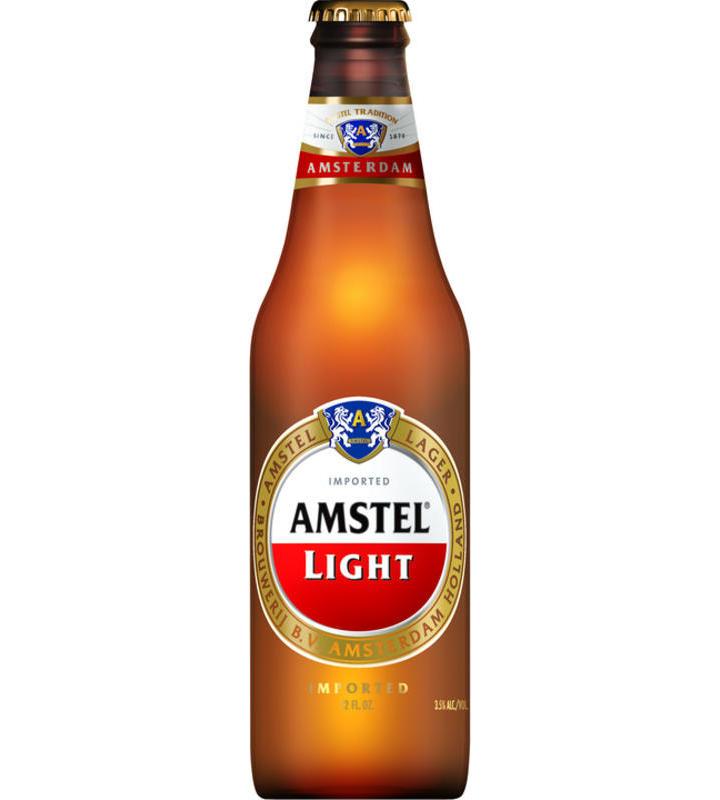 Perfect Amstel. Light Amazing Design