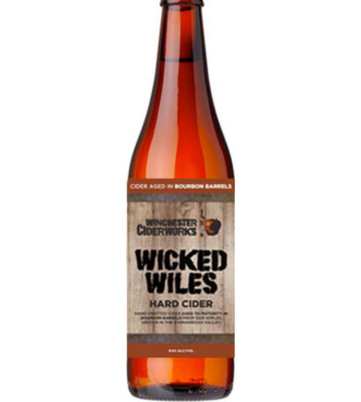 Winchester Ciderworks Wicked Wiles Rye