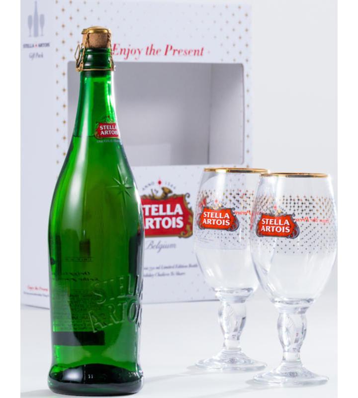 Stella Artois. Holiday Gift Set  sc 1 st  Minibar Delivery & Stella Artois Holiday Gift Set Order Online - Minibar Delivery