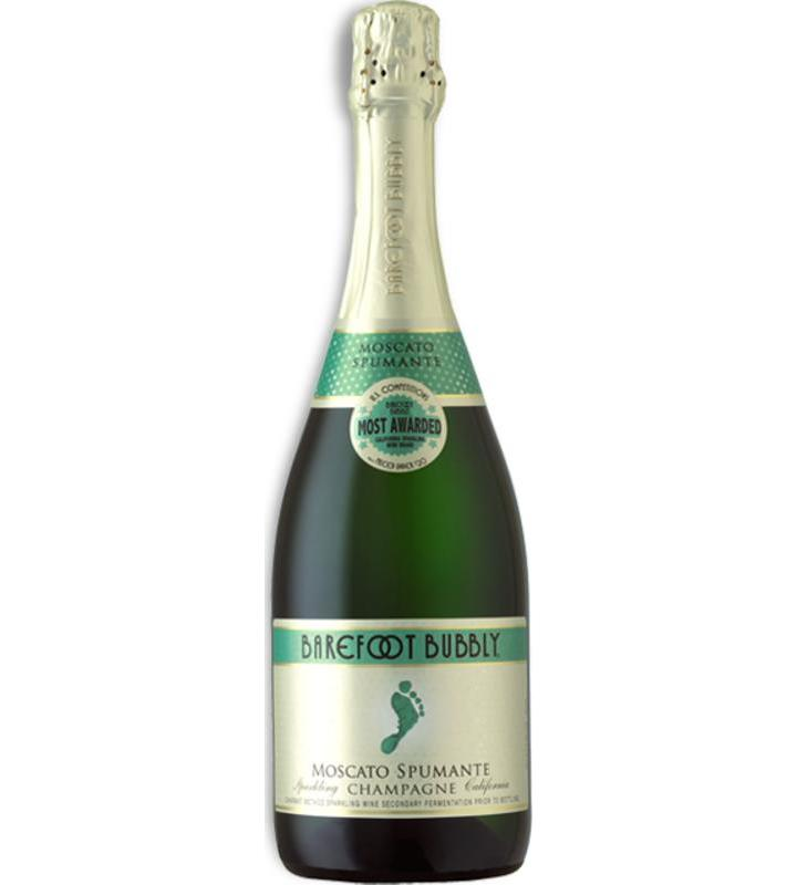 Barefoot Bubbly Moscato Spumante Order Online Minibar Delivery