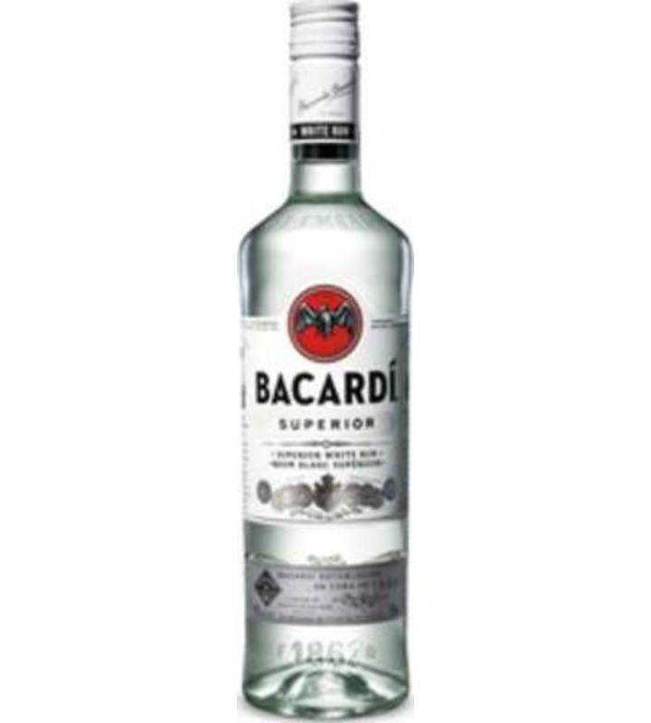 Bacardi Superior Silver