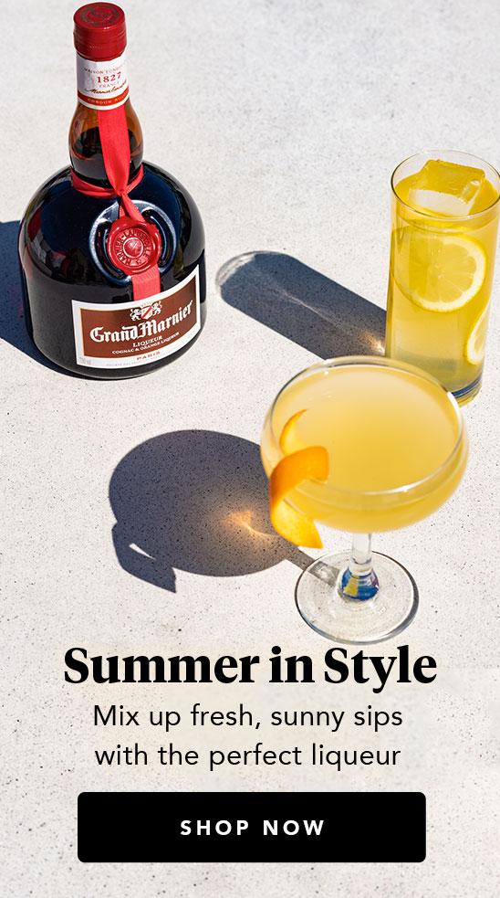 Grand Marnier Summer