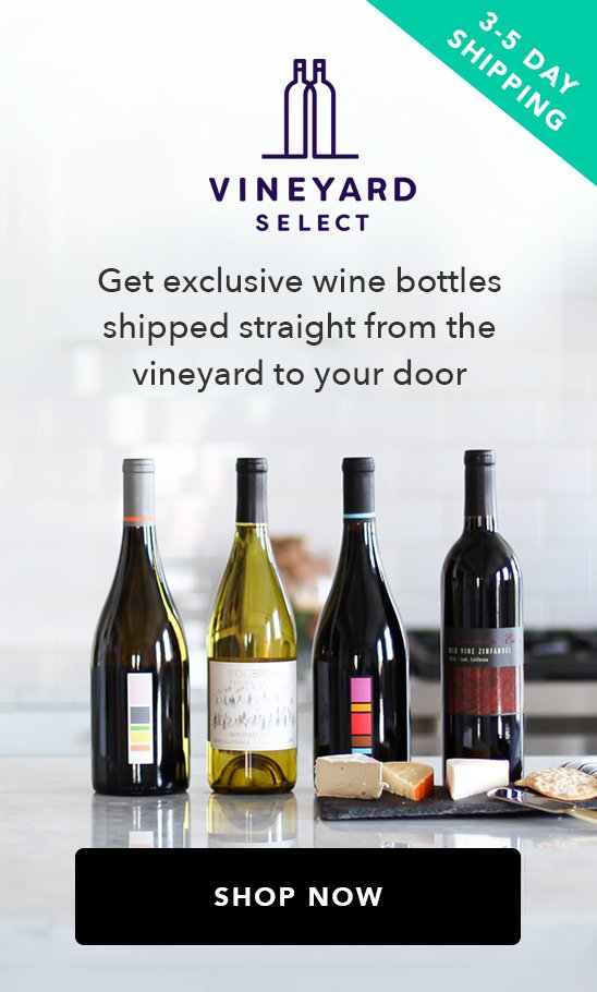 Introducing Vineyard Select