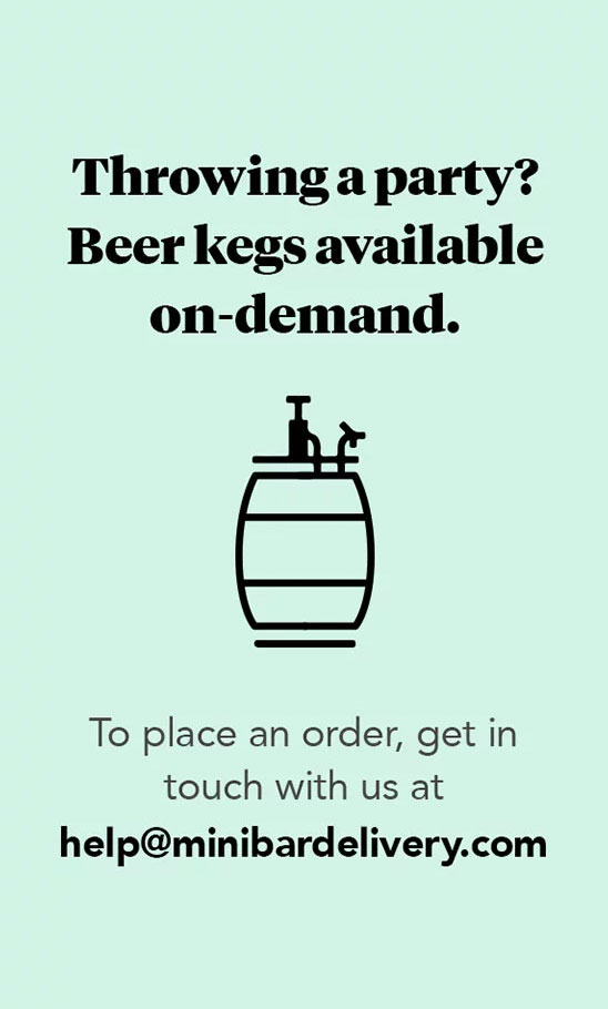 NYC Kegs - Contact Us!